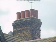 chimney problems