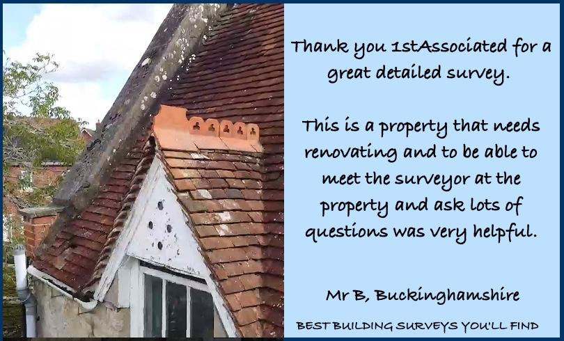 Buckinghamshire survey review