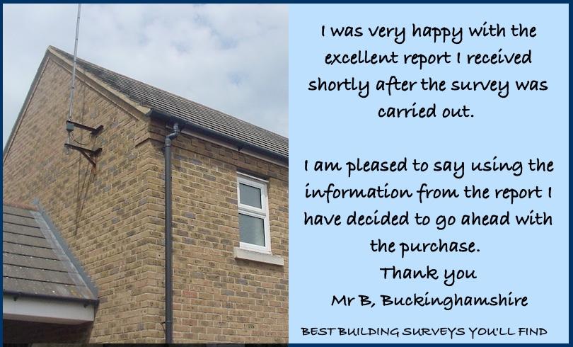 Buckinghamshire Testimonial