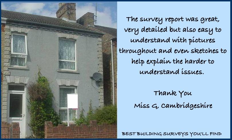 Cambridgeshire Building Surveyor Review