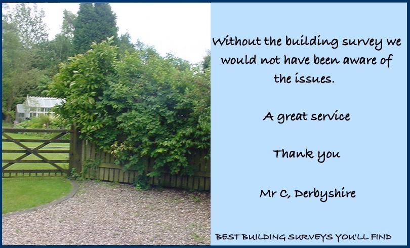 Derbyshire Building Surveyor Review