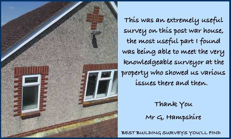 Hampshire Building Survey Review