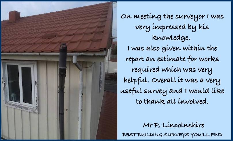 Lincolnshire Testimonial