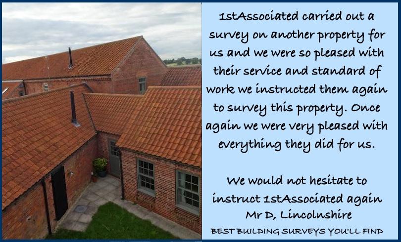 Lincolnshire Building Survey review