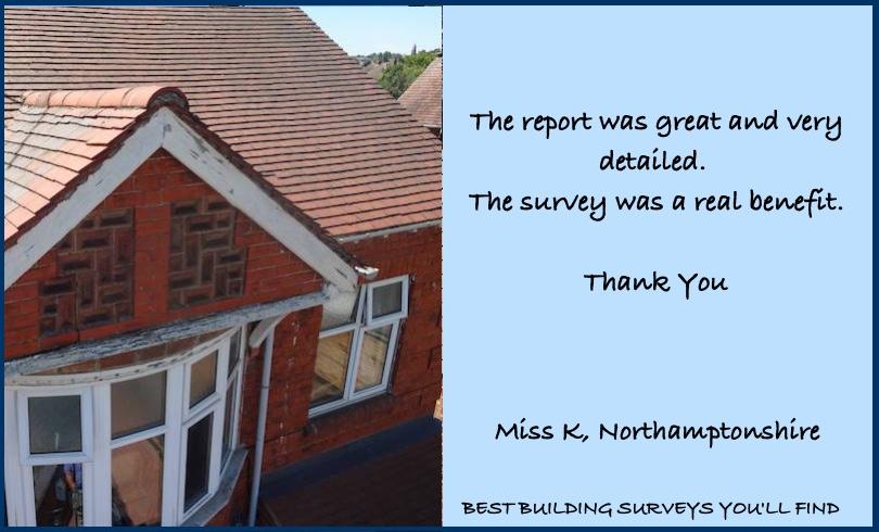 Northamptonshire Building Survey Review