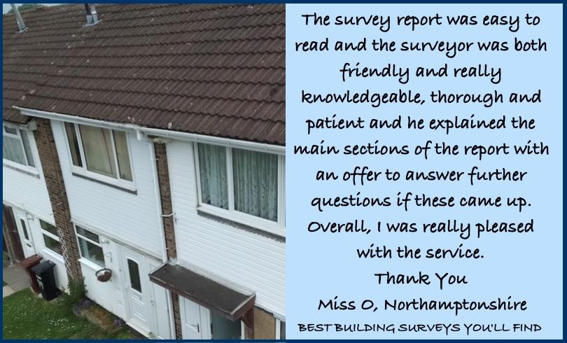Building Survey Review Northamptonshire