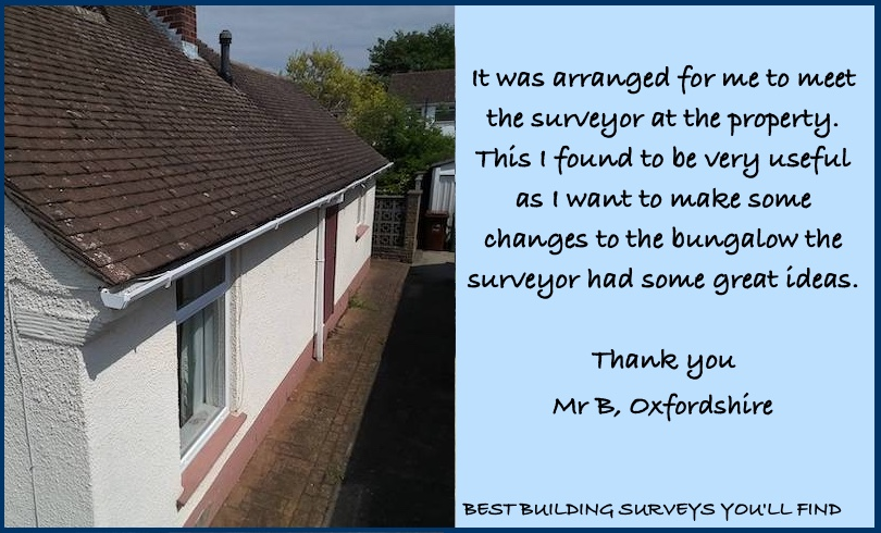 Oxfordshire Building Surveyor Review