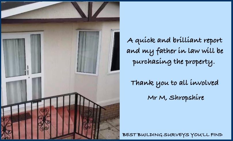 Shropshire Building Survey Review