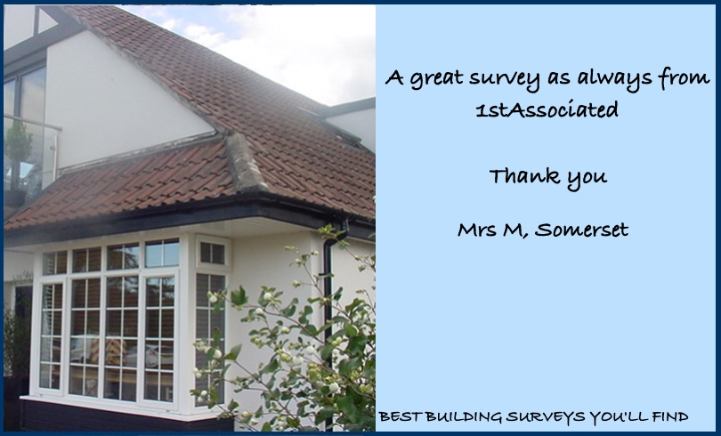 Somerset Building Survey Testimonial
