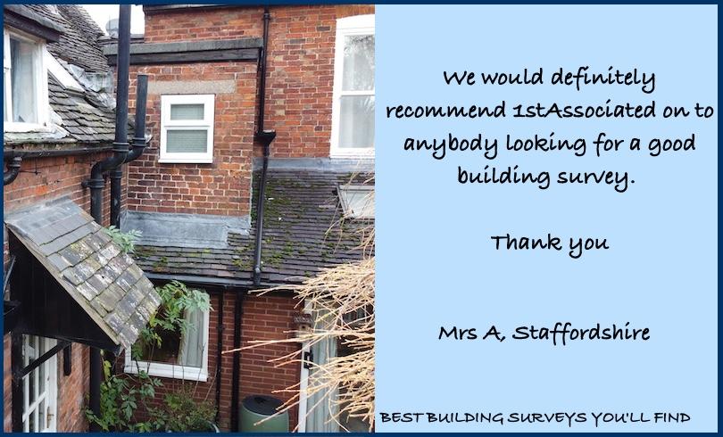 Staffordshire Building Survey Review