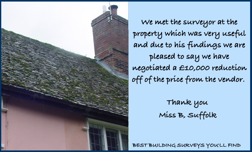 Suffolk Building Survey Review