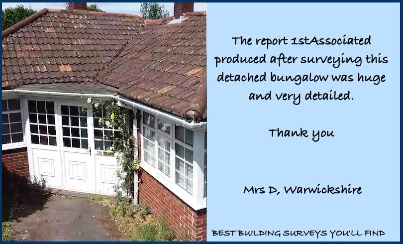 Warwickshire Building Survey Review