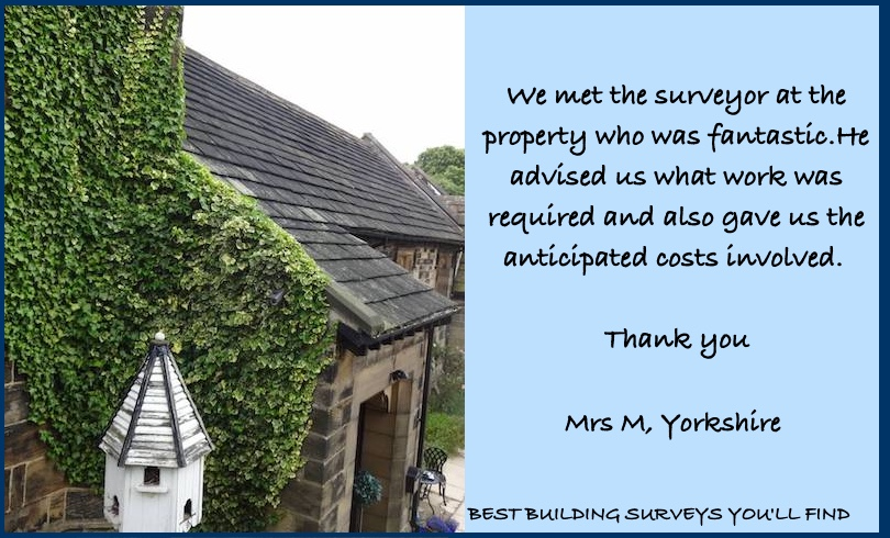 Yorkshire Building Surveyor Review