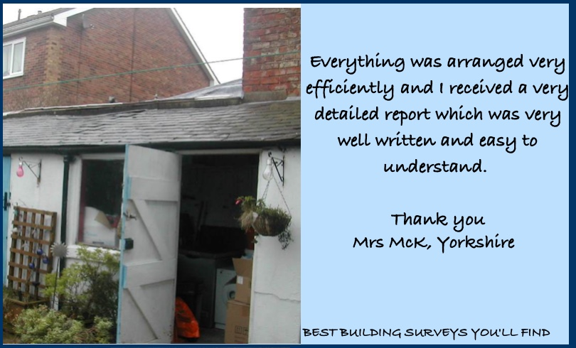 Yorkshire Building Survey Review