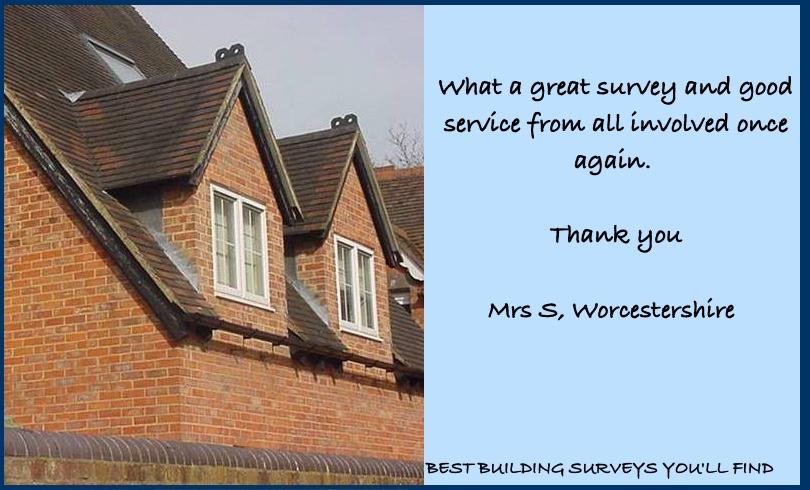 Worcestershire Building Survey Review